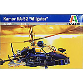 Kamov KA-52 Alligator - 1:72 Scale - 005 - Italeri