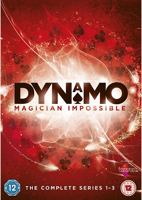 Dynamo: Magician Impossible - Series 1-3 (DVD Boxset)