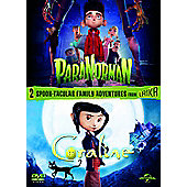 Paranorman/ Coraline Double Pack
