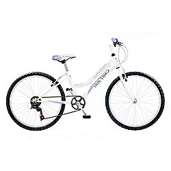 """Concept Chill Out 24"""" Kids' Bike, White"""