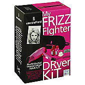 Lee Stafford Frizz Off Travel Hairdryer Weekender kit