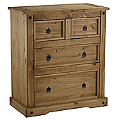 Birlea Corona 4 Drawer Chest