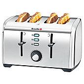 Breville VTT431 4 Slice Toaster Stainless Steel