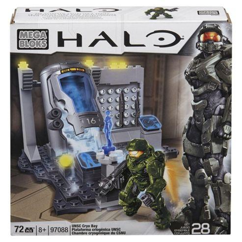Mega Bloks Halo UNSC Cryo Bay