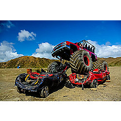 The Big One - Monster Truck Driving Experience