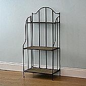 Originals Reclaimed Wood 3 Shelf Baker's Rack