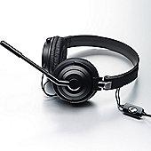 Cresyn C511HS Black USB Headset