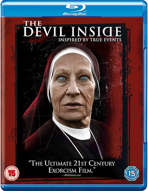 The Devil Inside (Blu-Ray)
