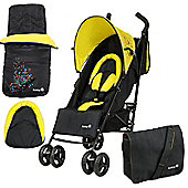 Safety 1st Slim Buggy Yellow