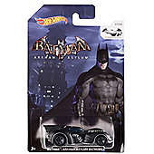Hot Wheels 1.64 Batmobile Batman Arkham Asylum 07