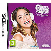 Violetta: Rhythm & Music (DS)