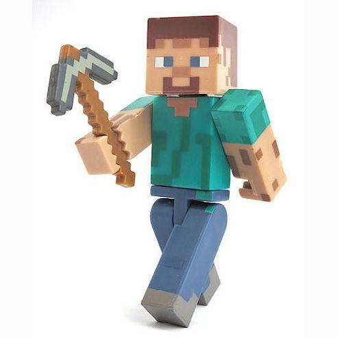 Minecraft Steve 3 Action Figure