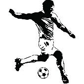 Footballer - Large Sticker