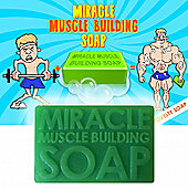 Miracle Muscle Building Soap