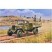 ZIS 5V Truck - 1:35 Scale - Model Kit - 3529 - Zvezda