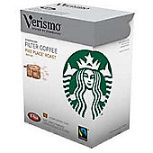 Verismo Fairtrade Pike Place Roast Filter Coffee Pods
