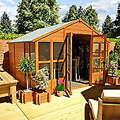 BillyOh 4000XL 10 x 10 Tete a Tete Tongue and Groove Summerhouse