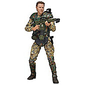 Neca Series 2 Aliens Sergeant Windrix 7 inch Action Figure - Action Figures