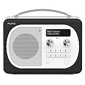 Pure Evoke D4 Mio Bluetooth DAB/FM Radio (Charcoal)