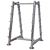 Bodymax Zenith 10 Bar Barbell Rack