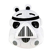 "Angry Birds Star Wars 5"" Plush - Storm Trooper"