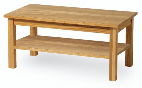 Kelburn Furniture Washington Oak Coffee Table