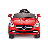Licensed 6V Mercedes SLK Ride On Car Red