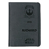 Star Wars Force Awakens 2016 Diary