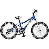 "Dawes Redtail Blue/White 11/20"" Kids' Bike"