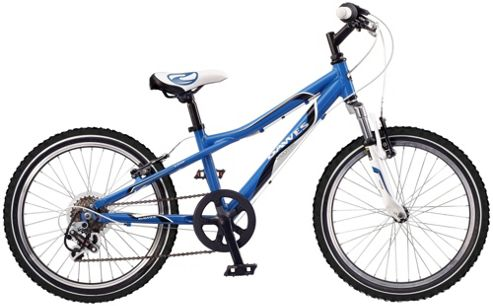 Dawes Redtail Blue/White 11/20 Inch Kids Bike