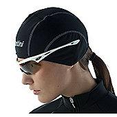 SP490TFPH2O - Santini H20 Skull Cap Black