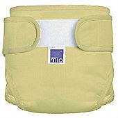 Bambino MioSoft Nappy Cover (Extra Large Sherbet Lemon)