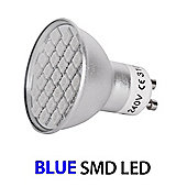 MiniSun 5W 27 SMD LED GU10 Light Bulb Blue
