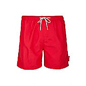 Mountain Warehouse Aruba Mens Swim Shorts - Red