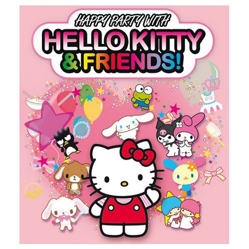 Happy Party With Hello Kitty & Friends!