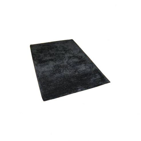 Dandy Zanzibar Black Shag Rug - 120cm x 180cm