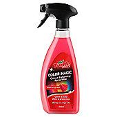 Color Magic Spray Wax L/Red 500Ml