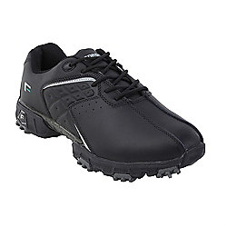 Forgan Leather Iii Golf Leather Shoes Black/Black 8.5
