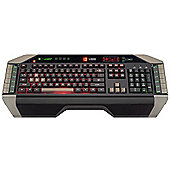 Mad Catz V.7 Gaming Keyboard v7 keyboard MCB43107U0B2/04/1