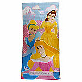 Disney Princess 'Perfect Princess' Printed Beach Towel