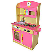 Teamson Kids Bubblegum Deluxe Kitchen