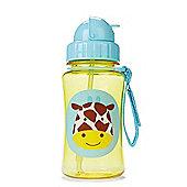Skip Hop Zoo Straw Drinks Bottle - Giraffe