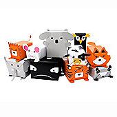 Animal Gift Wrap Kit