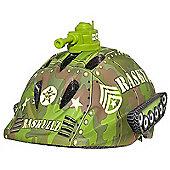Raskullz Transportz Army Tank Safety Helmet