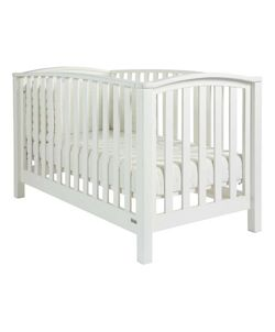 Mamas & Papas - Alpine Cot/Day Bed - White