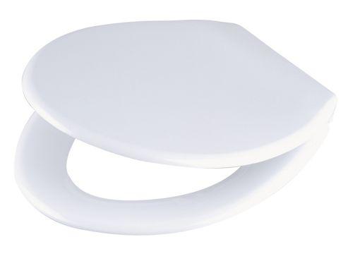 Celmac Saphire Toilet Seat & Lid Wte