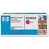 Hewlett-Packard Colour LaserJet Print Cartridge with Smart Printing Technology Magenta