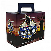 Woodfordes Headcracker (ABV 7%) 24 pint Real Ale home brew beer kit