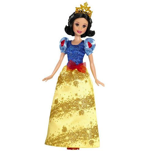 Mattel Disney Princess Snow White with Sequins