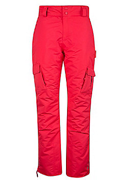 Mountain Warehouse Homewood Womens Ski Pants - Pink